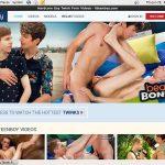 8 Teen Boy Promo Trial