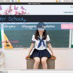 After School Japan Free Trial Password