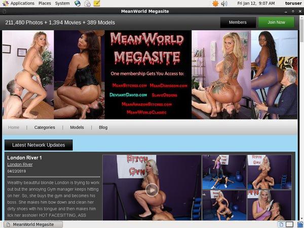 Hd Meanworld.com Free