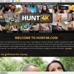 Hunt 4k Login
