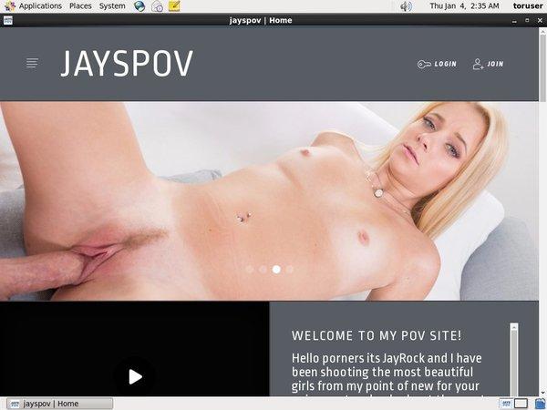 JaysPOV Pay Pal
