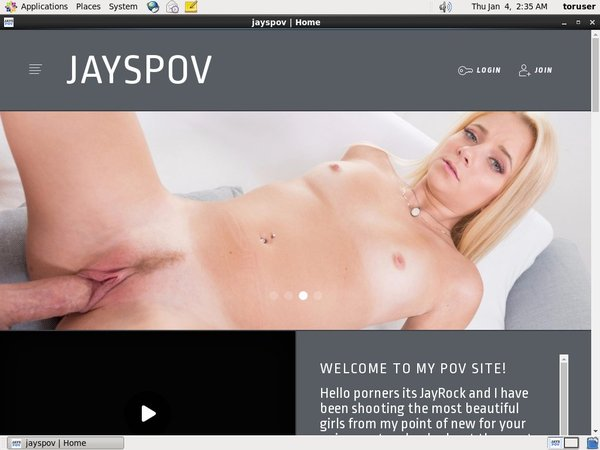 JaysPOV Porn Review
