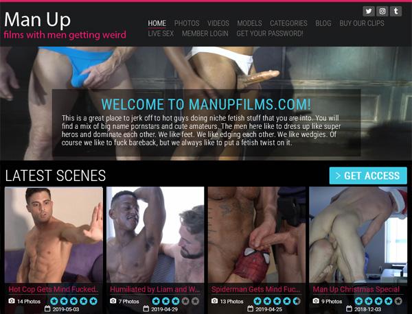 Manupfilms.com Account Online