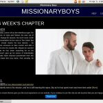Missionary Boys Members