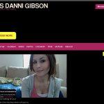 Premium Account MissDanniGibson