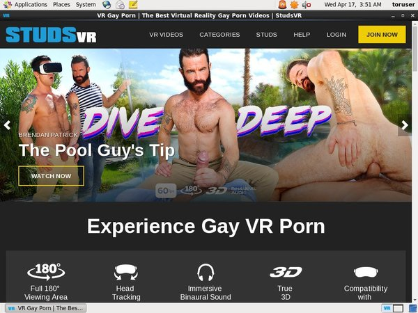 Trial VR Studs