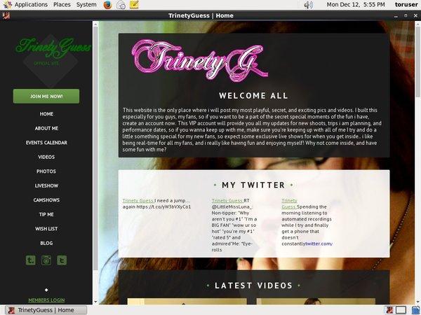 Trinetyguess.com Trailer
