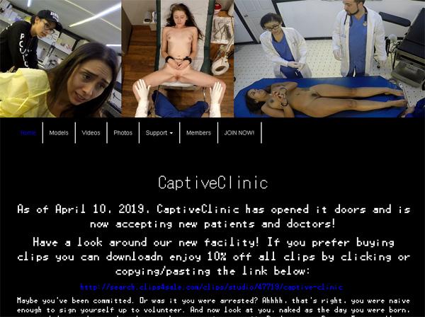 Captiveclinic.com Logon