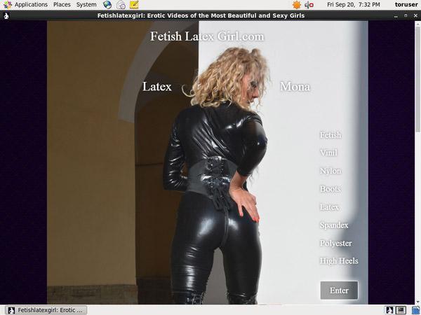 Fetish Latex Girl Updated Passwords