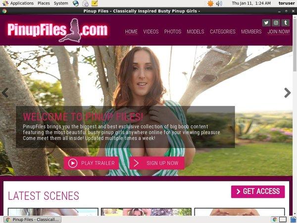Pinupfiles.com Site Review