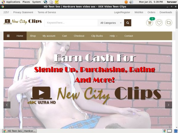 Free New City Clips Accounts And Passwords