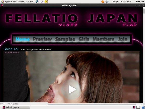 Fellatio Japan Buy Trial