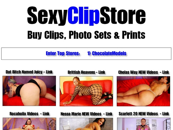Sexy Clip Store Free Members