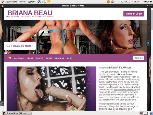 Fresh Brianabeau.modelcentro.com Site Rip