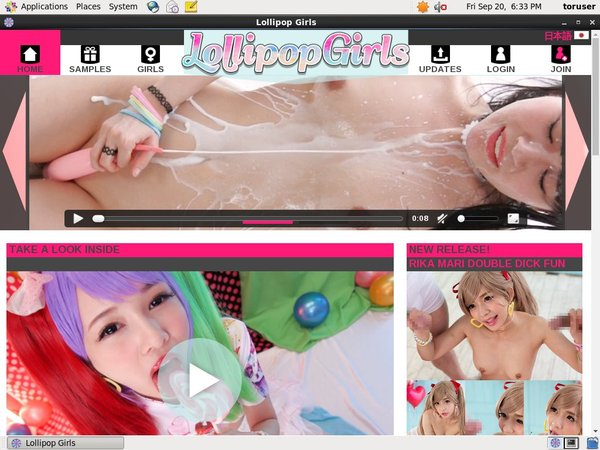 Lollipopgirls With SEPA