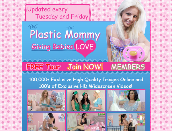 Register Plastic Mommy