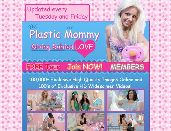 Free Premium Plastic Mommy