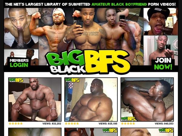 Big Black BFs Credits