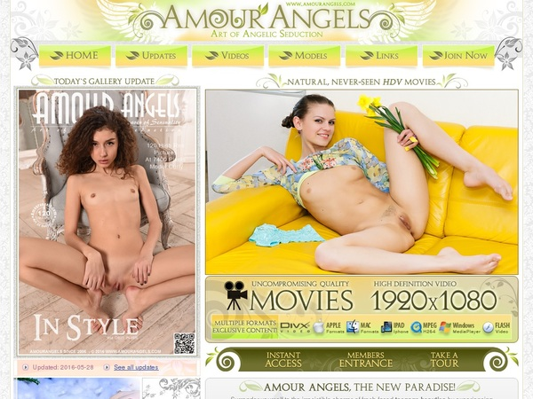 Amourangels.com Paypal Purchase