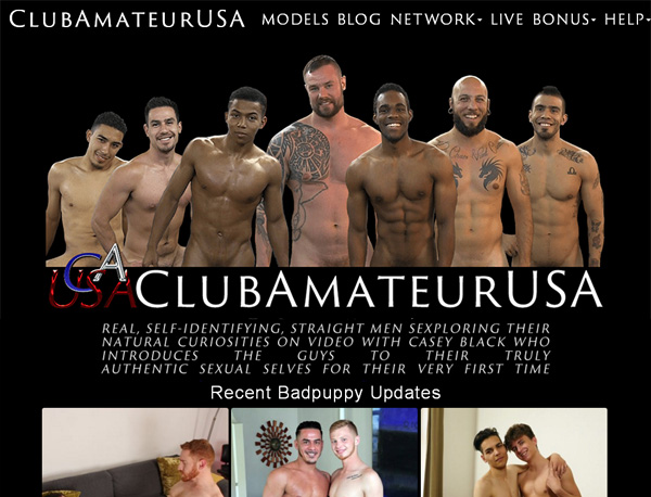 Club Amateur USA New