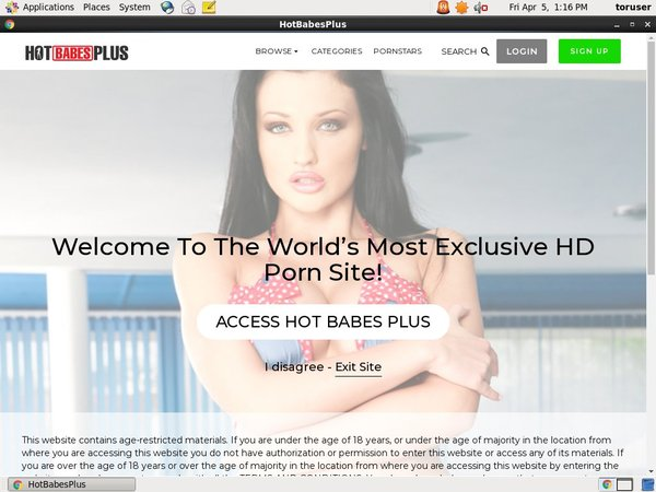 Premium Hot Babes Plus Account